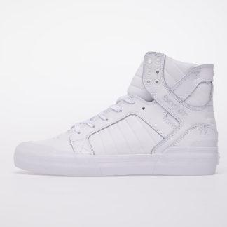 Supra Skytop 77 White-White