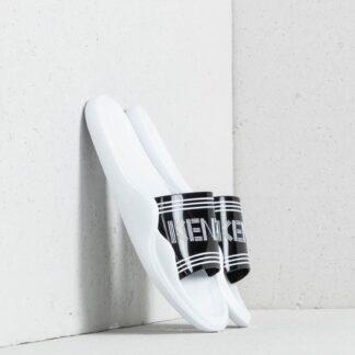 Kenzo Pool Sandal Black/ White