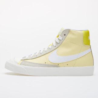 Nike Wmns Blazer Mid '77 Bicycle Yellow/ White-Opti Yellow-Fossil