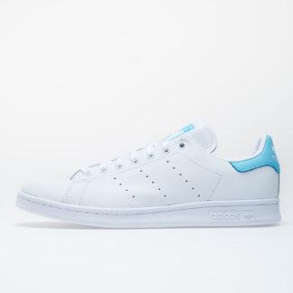 adidas Stan Smith Ftw White/ Ftw White/ Blue Glow