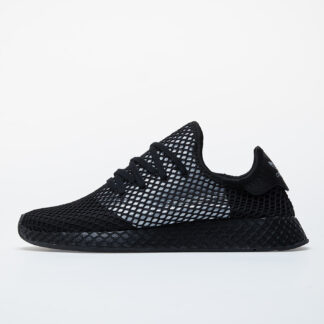 adidas Deerupt Runner Core Black/ Silver Metalic/ Core Black