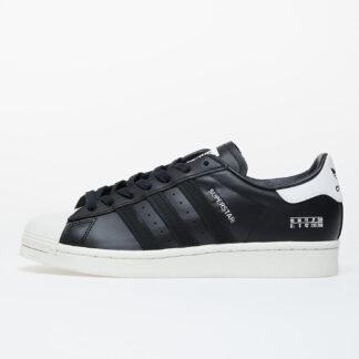 adidas Superstar Core Black/ Core Black/ Off White