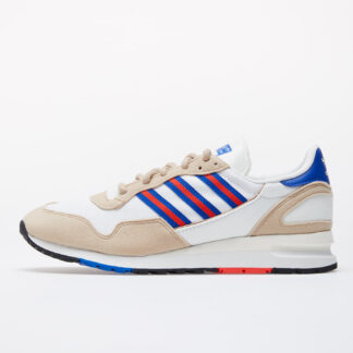 adidas Lowertree Off White/ Hi-Res Red/ Royal Blue