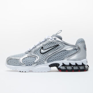 Nike Air Zoom Spiridon Cage 2 Lt Smoke Grey/ Metallic Silver