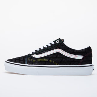 Vans Old Skool (Vans Emboss) Black/ True White