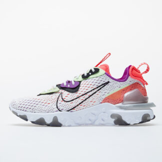 Nike React Vision Summit White/ Black-Barely Volt