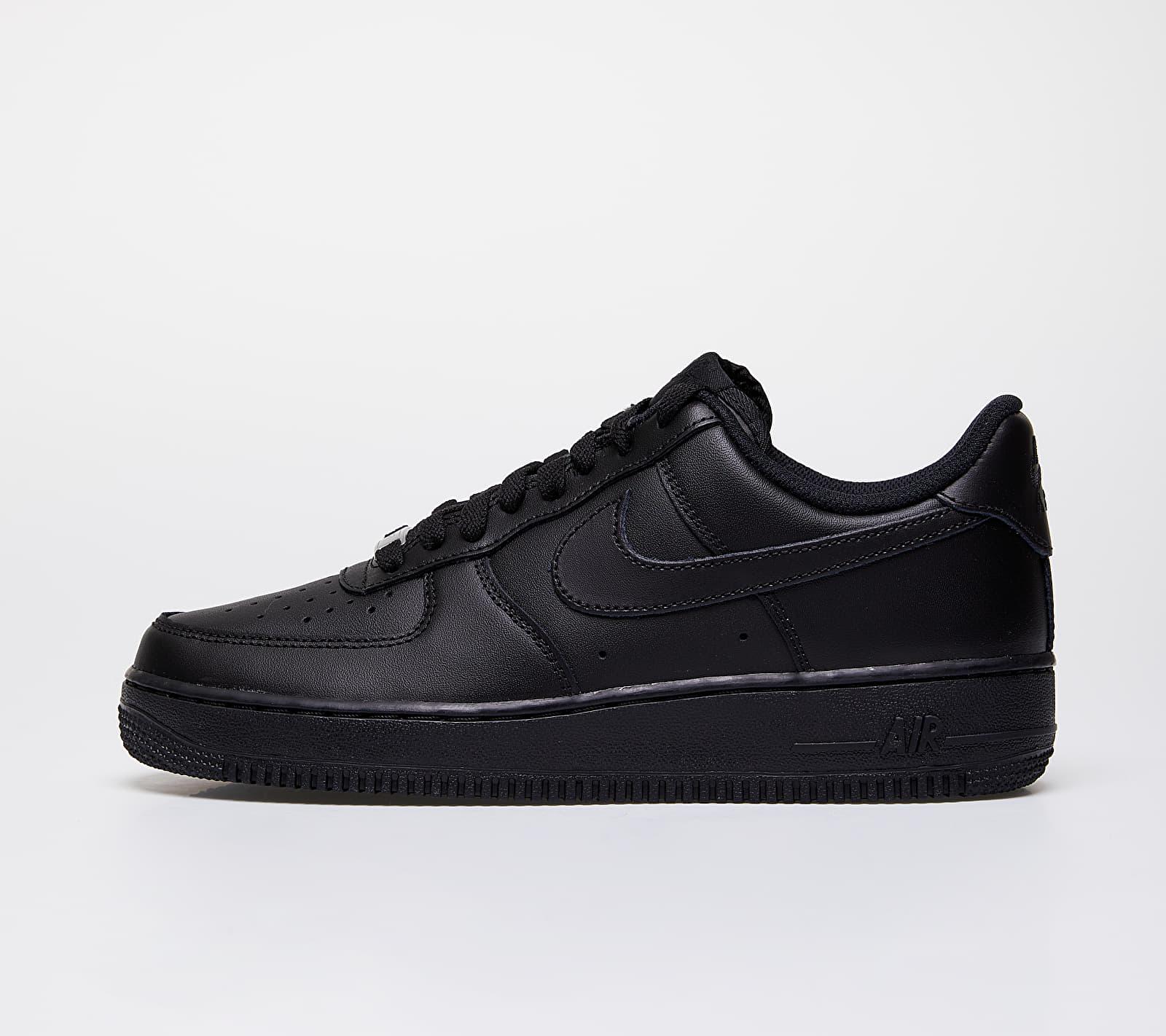 Nike Air Force 1 '07 Black/ Black 315122-001