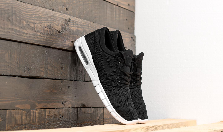 Nike Stefan Janoski Max Black/ Black-White 631303-022
