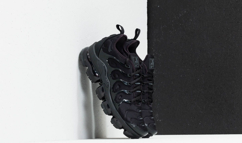 Nike Air Vapormax Plus Black/ Black-Dark Grey 924453-004