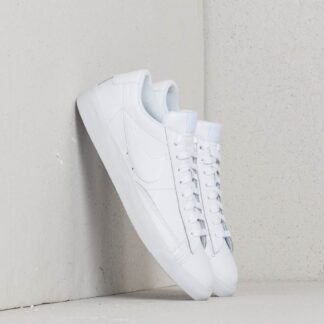Nike Blazer Low Leather White/ White-White AQ3597-100