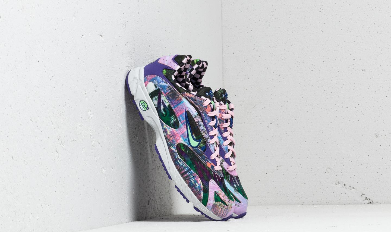 Nike Zoom Streak Spectrum Plus Premium Court Purple/ Lt Poison Green AR1533-500