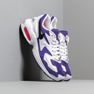 Nike Air Max 2 Light White/ Black-Court Purple-Hyper Pink AO1741-103