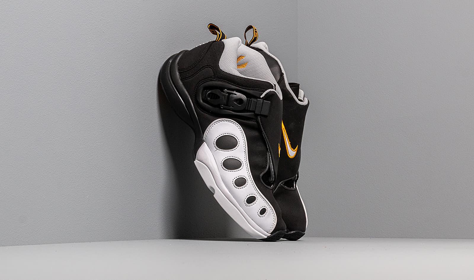 Nike Zoom Gp Black/ White-Canyon Gold-Metalic Platinum AR4342-002