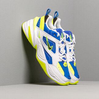Nike M2K Tekno White/ Black-Volt-Racer Blue AV4789-105
