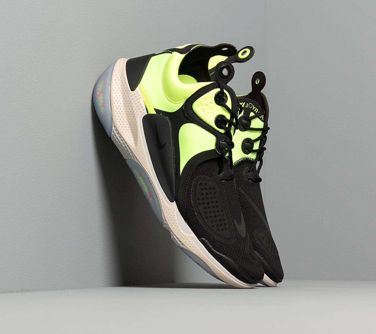 Nike Joyride Cc3 Setter Black/ Black-Volt-Oatmeal AT6395-002