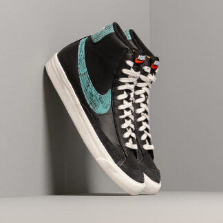 Nike Blazer Mid '77 Vintage We Reptile Black/ Light Aqua-Sail CI1176-001