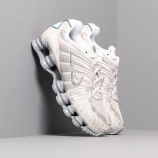 Nike Shox TL Light Bone/ Metallic Silver-Cool Grey CT8417-001