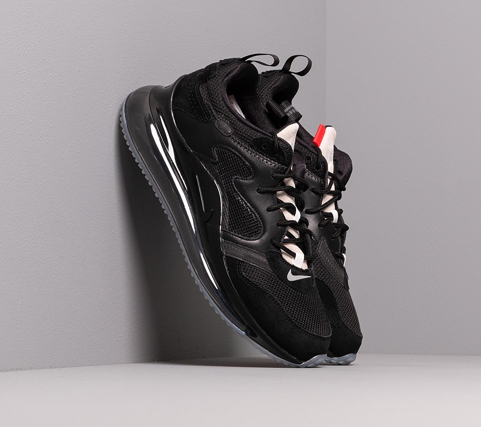 Nike Air Max 720 / Obj Black/ Summit White-Red Orbit CK2531-002