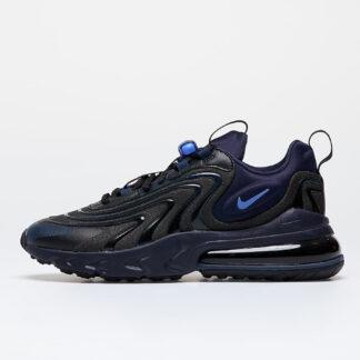 Nike Air Max 270 React Eng Black/ Sapphire-Obsidian CD0113-001