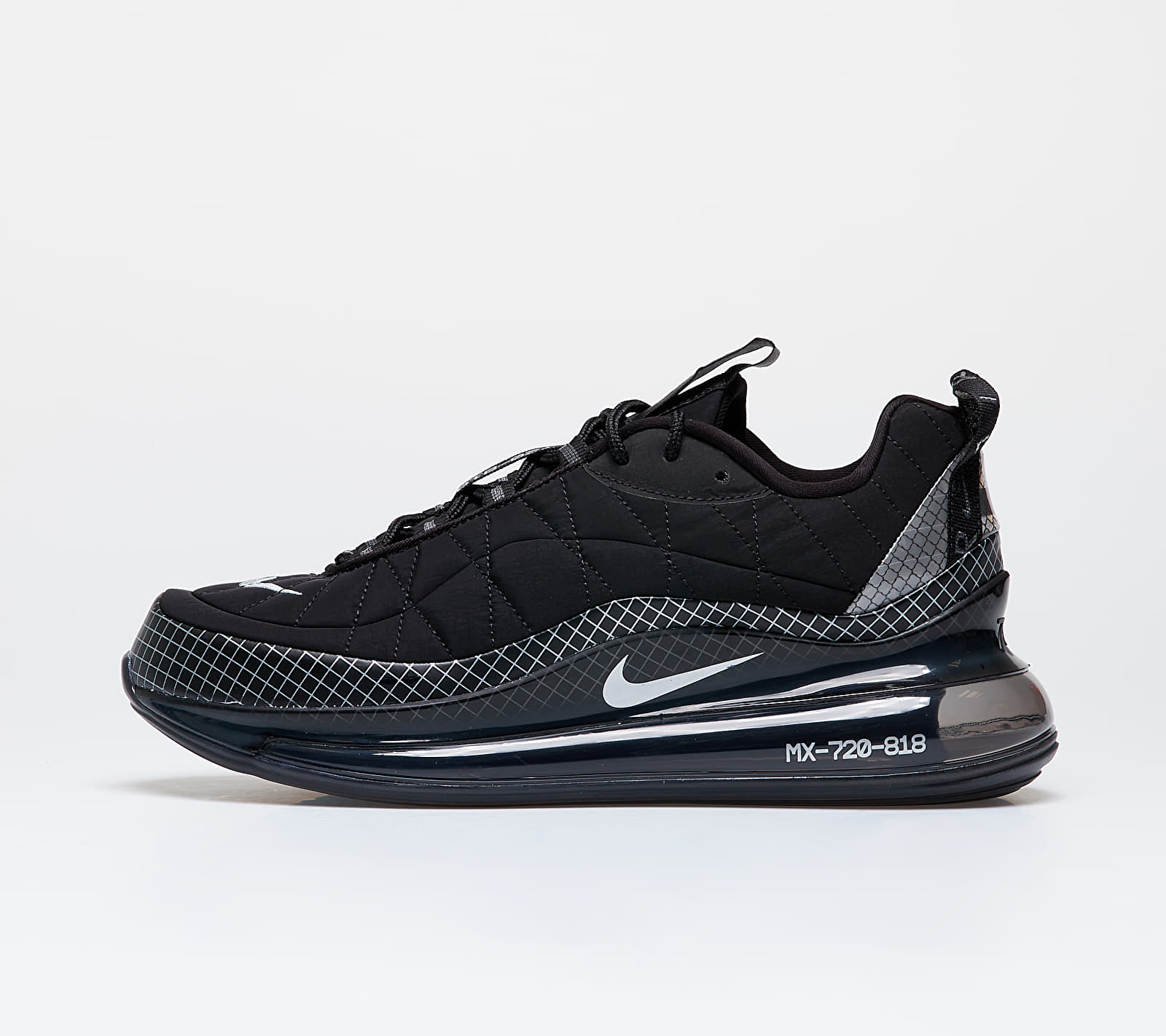 Nike Mx-720-818 Black/ Metallic Silver-Black-Anthracite CI3871-001