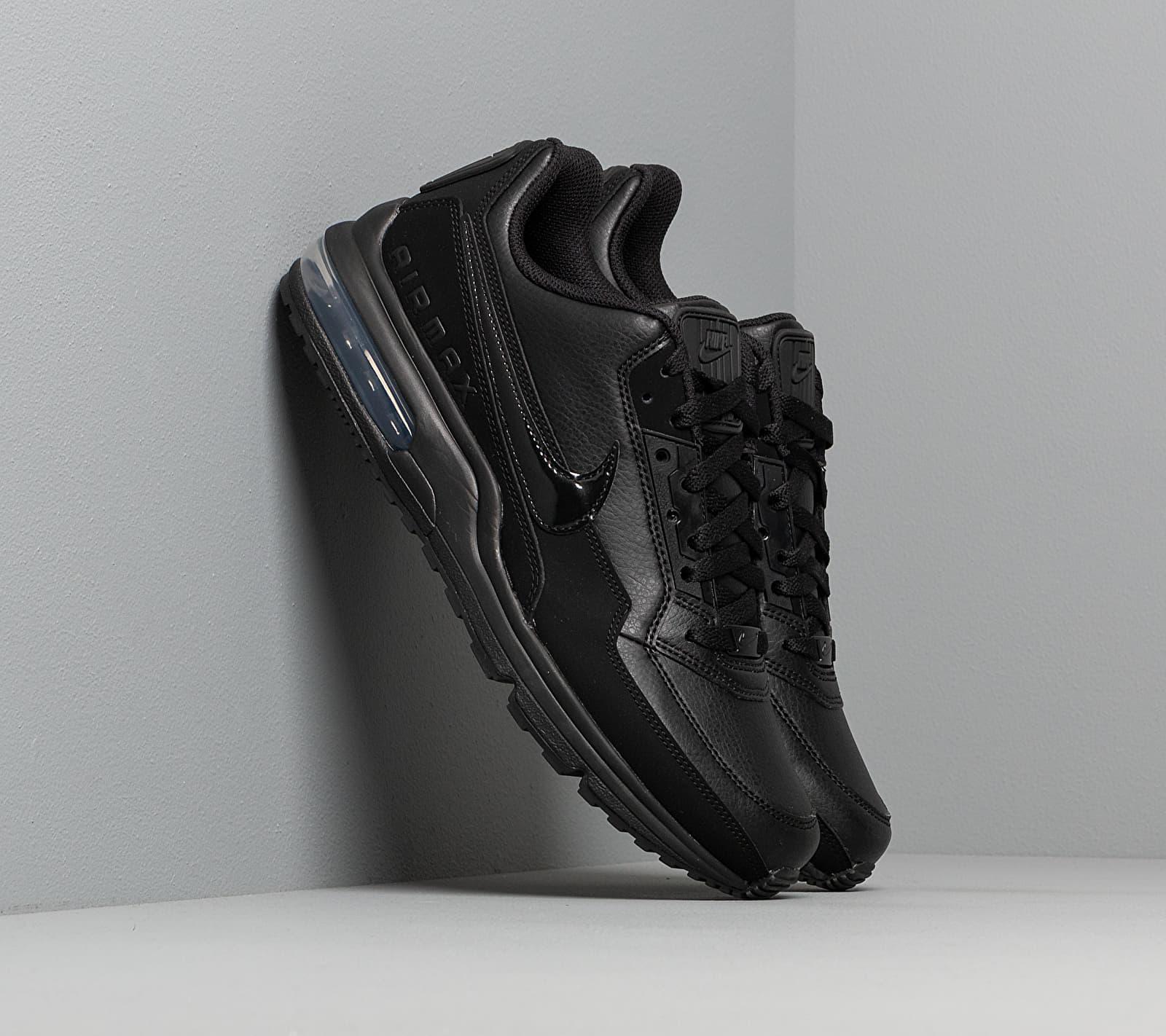 Nike Air Max LTD 3 Black/ Black-Black 687977-020