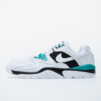 Nike Air Cross Trainer 3 Low White/ White-Neptune Green-Black CJ8172-101
