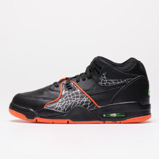 Nike Air Flight 89 QS Black/ Orange Blaze-Green Strike-White CT8478-001