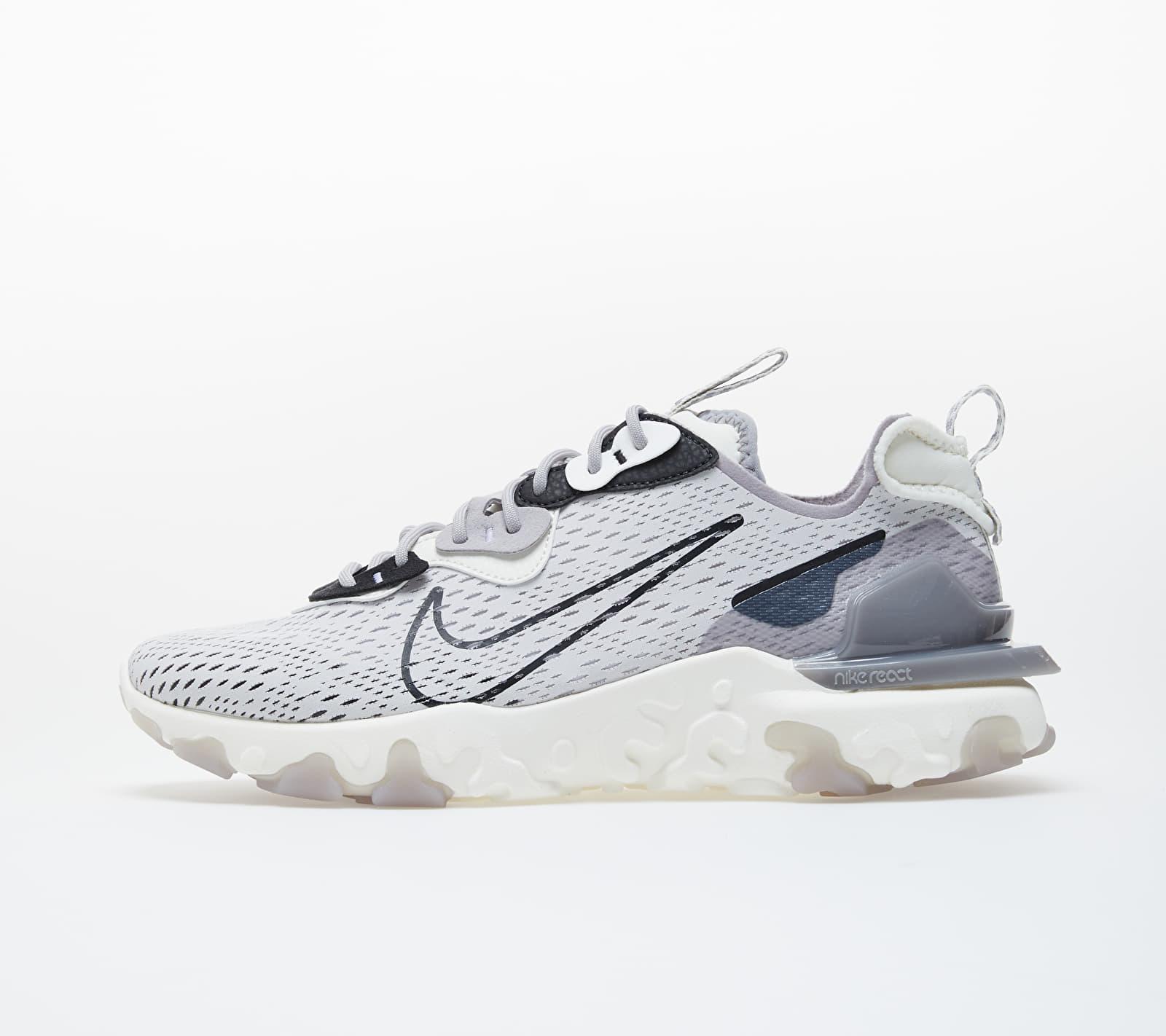 Nike React Vision Vast Grey/ Black-Sail-White CD4373-005