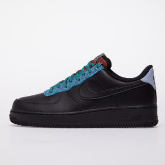 Nike Air Force 1 07 LV8 4 Black/ Black-Obsidian Mist CK4363-001