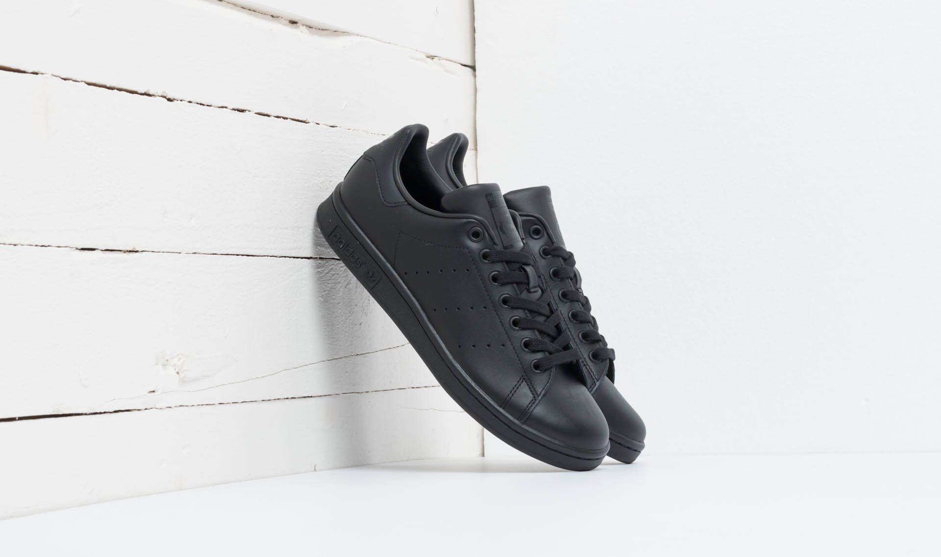 adidas Stan Smith Black M20327