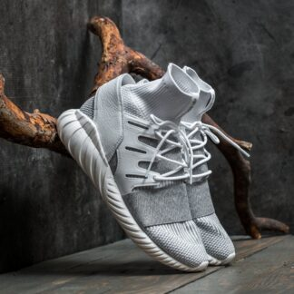 adidas Tubular Doom Primeknit Ftw White/ Ftw White/ Clear Grey BY3553
