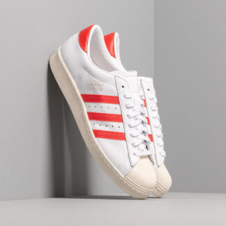 adidas Superstar OG Ftw White/ Core Red/ Off White CQ2477