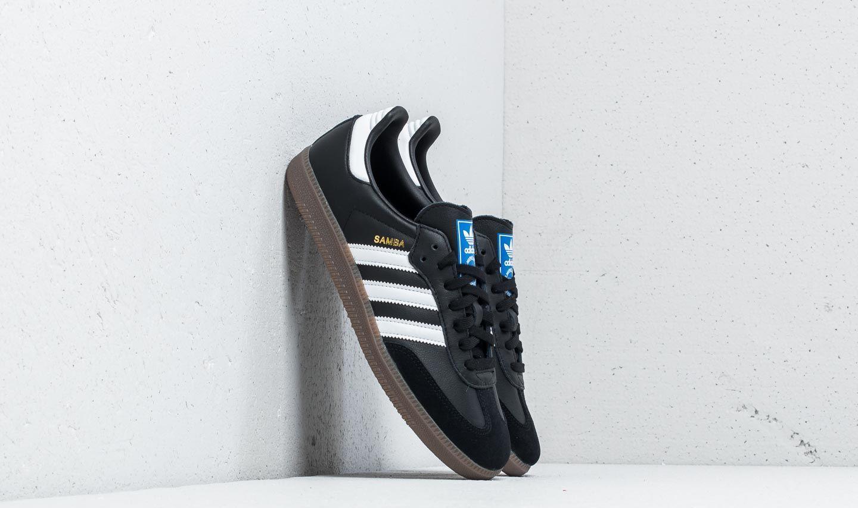 adidas Samba Og Core Black/ Ftw White/ Gum5 B75807