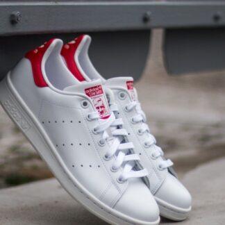 adidas Stan Smith Running White/ Running White/ Red M20326