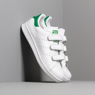 adidas Stan Smith CF Ftw White/ Ftw White/ Green S75187