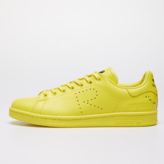 adidas x Raf Simons Stan Smith Bright Yellow/ Pure Yellow S08/ Ftw White F34259