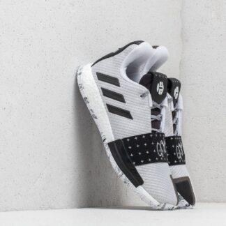 adidas Harden Vol. 3 Footwear White/ Core Black / Light Solid Grey AQ0035