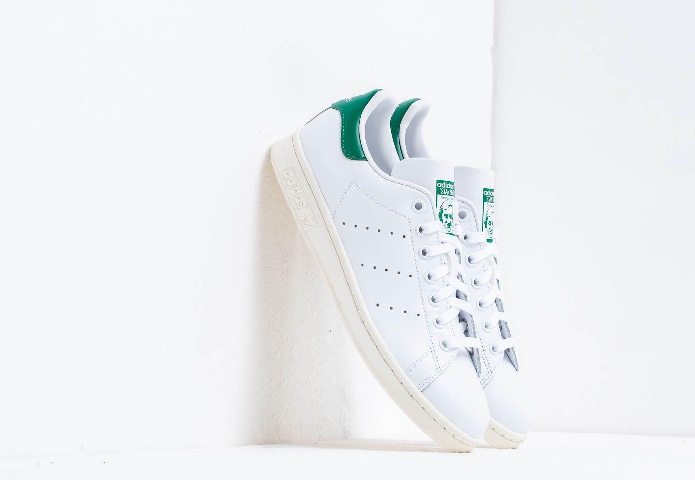 adidas Stan Smith Ftw White/ Off White/ Bgreen BD7432