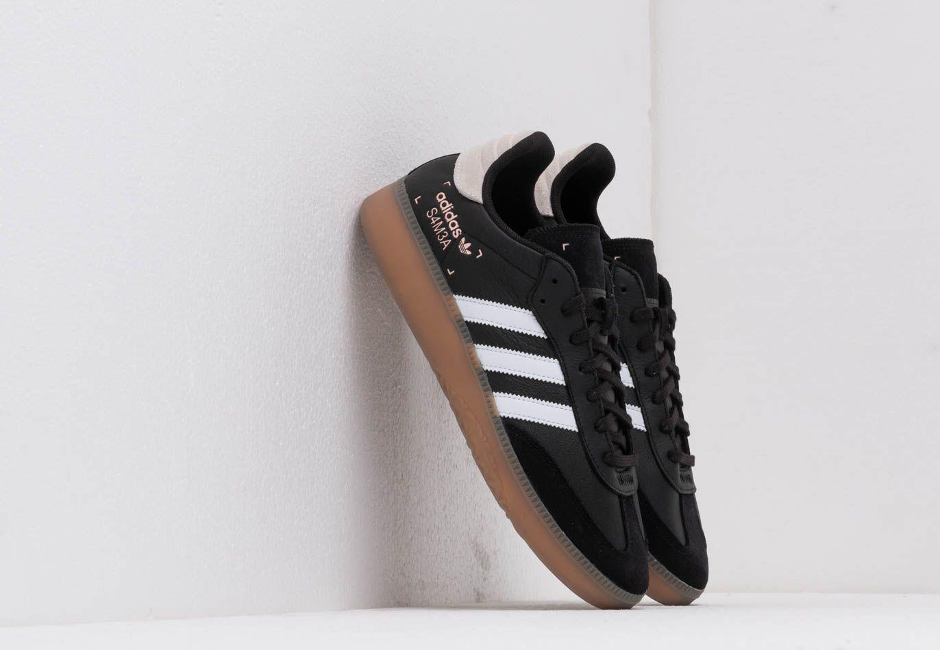 adidas Samba Rm Core Black/ Ftw White/ Cleora BD7539