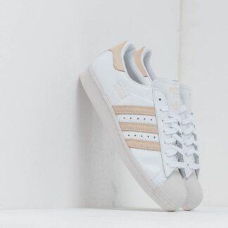 adidas Superstar 80S Ftw White/ Ecrtin/ Crystal White CG7085