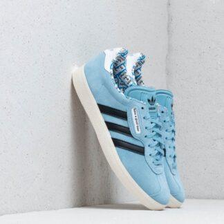 adidas x have a good time Gazelle Super Clear Blue/ Core Black/ Core White G54785