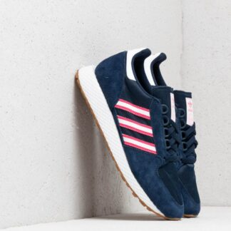 adidas Forest Grove Night Indigo/ Ftw White/ Real Pink DB3016