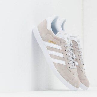 adidas Gazelle Grey One/ Ftw White/ Gold Mint F34053