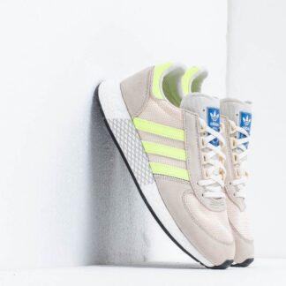 adidas Marathon Tech Clear Brown/ Hi-Res Yellow / Ecru Tint G27418