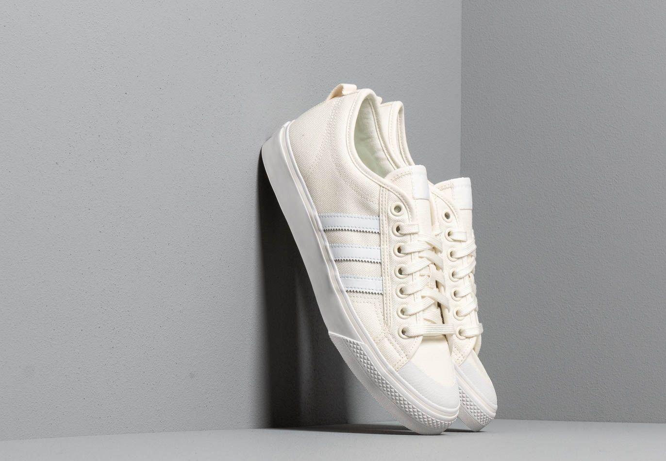 adidas Nizza Off White/ Ftw White/ Crystal White BD7547
