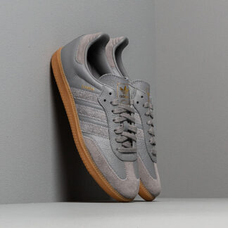 adidas Samba OG Ft Grey Three/ Grey Three/ Gold Metalic BD7963