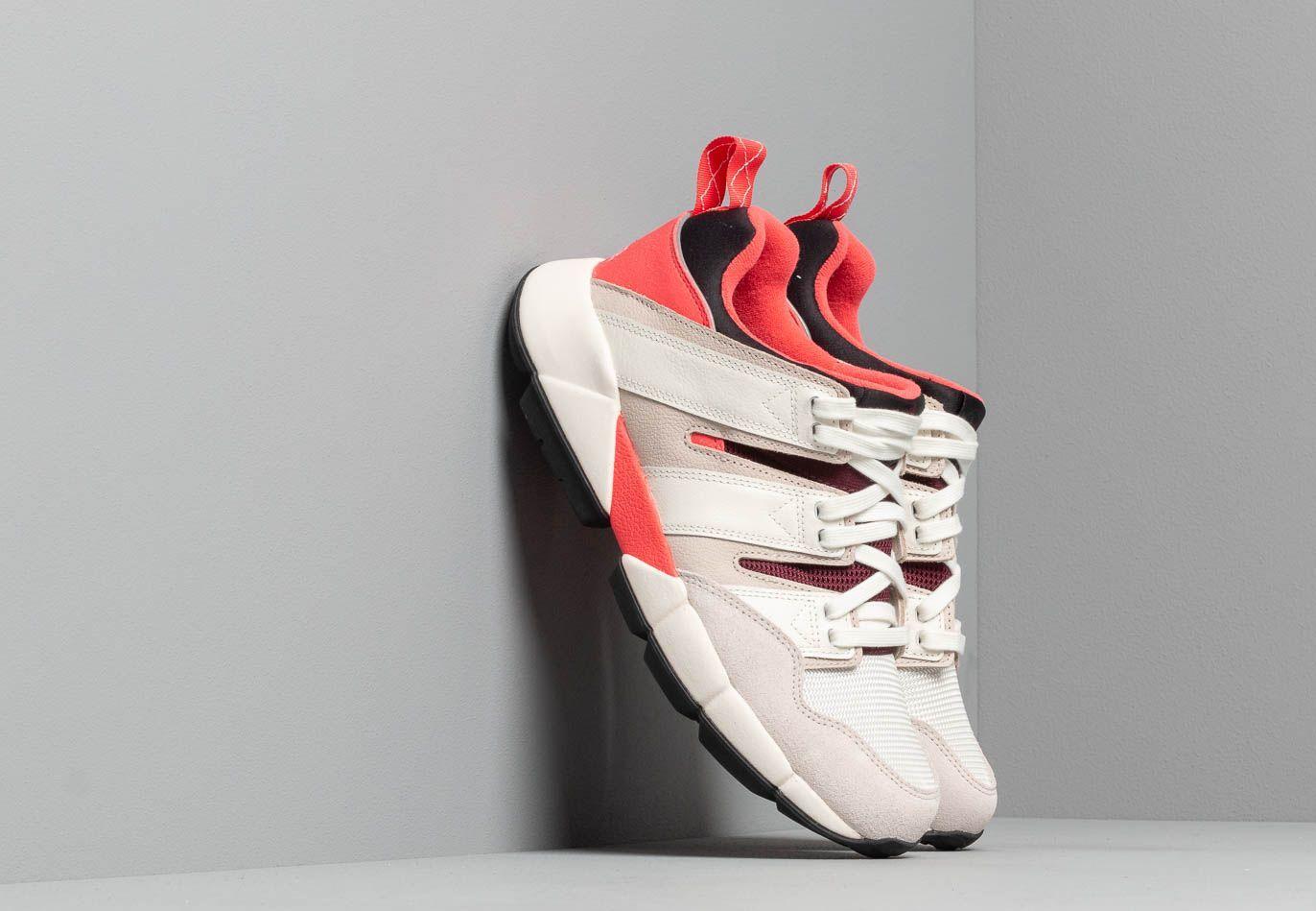 adidas EQT Cushion 2 Shock Red/ Off White/ Clear Brown DB2717
