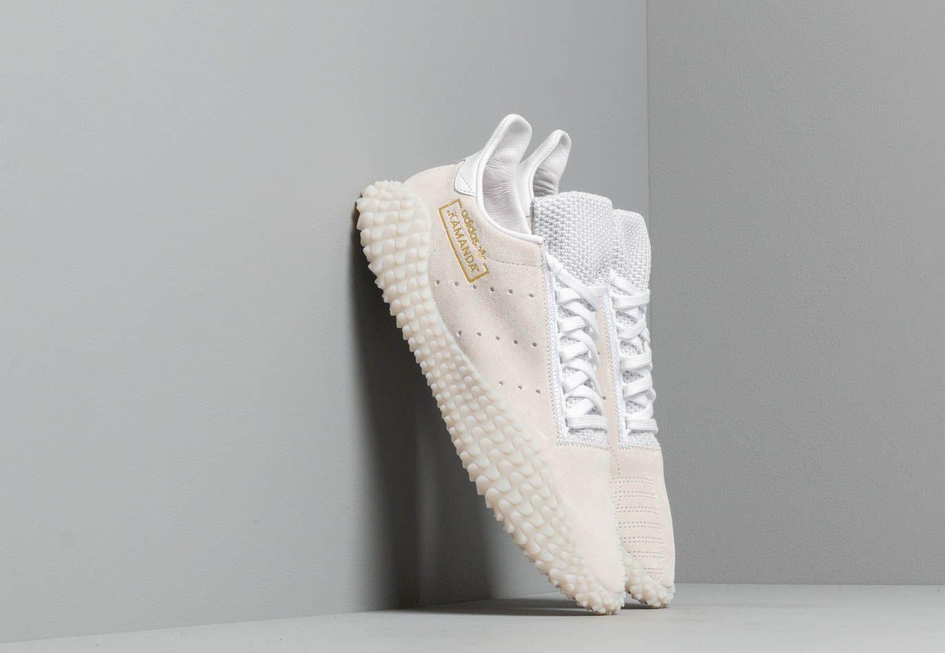 adidas Kamanda01 Crystal White/ Ftw White/ Gold Metalic DB2778