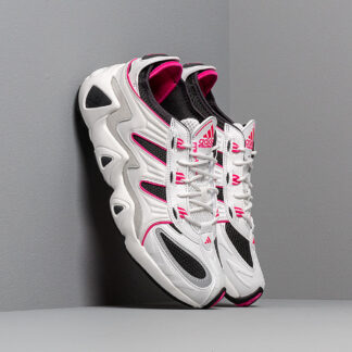 adidas FYW S-97 Crystal White/ Crystal White/ Shock Pink G27987