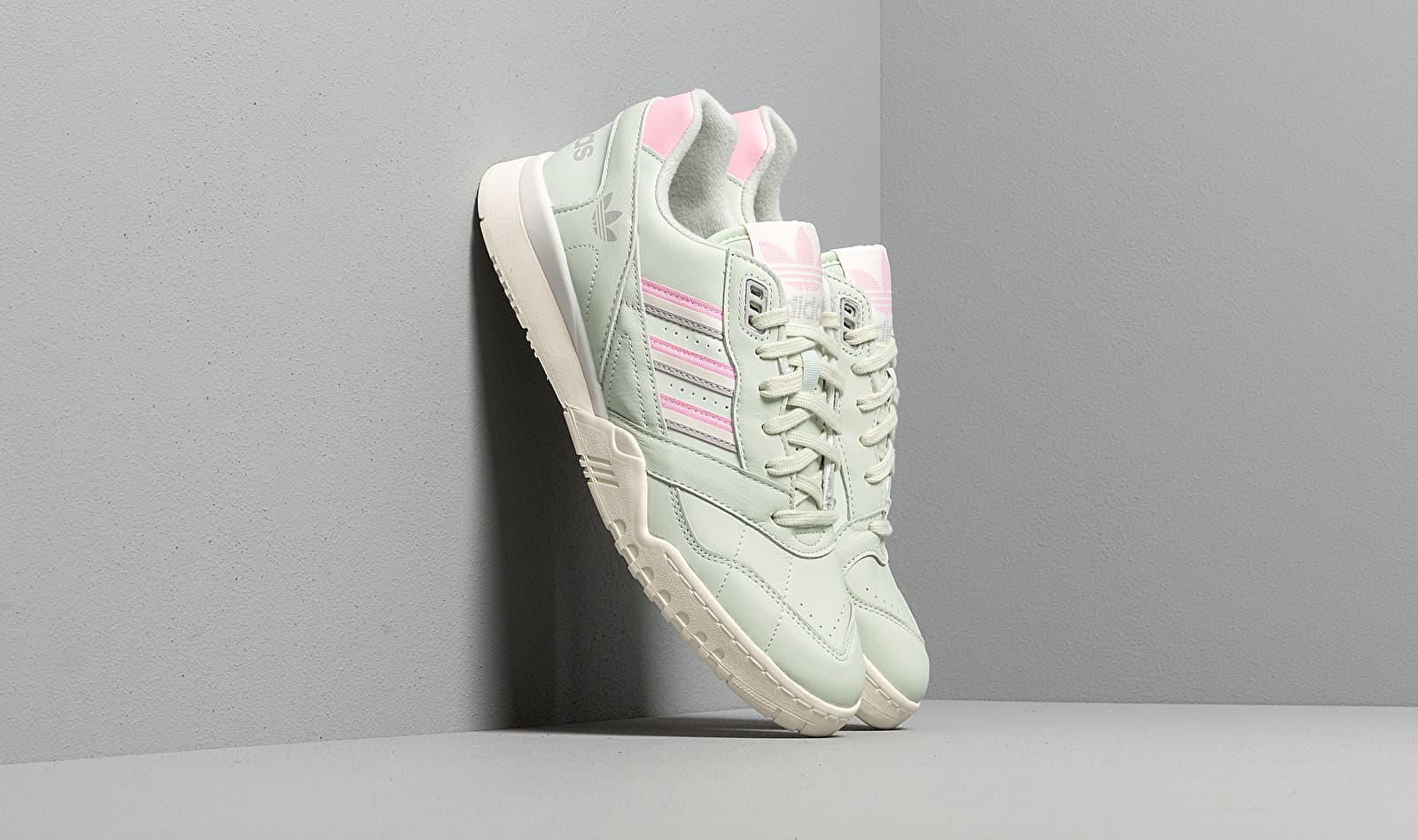 adidas A.R. Trainer Linen Green/ True Pink/ Off White D98156